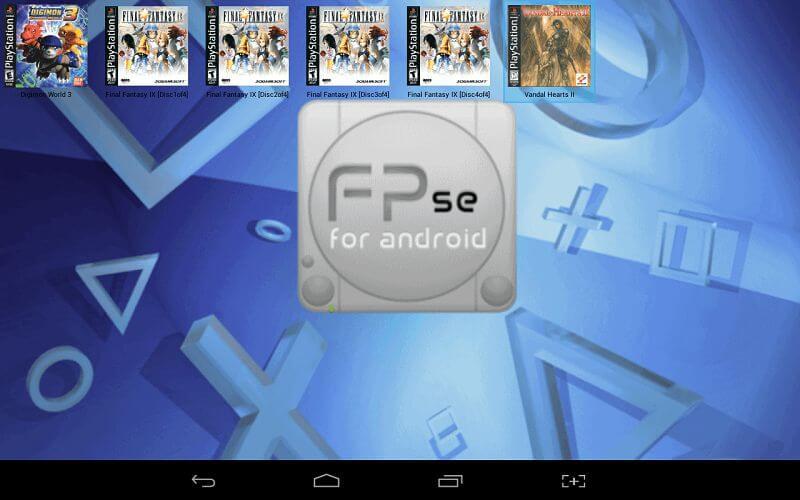 Что такое FPse для Android