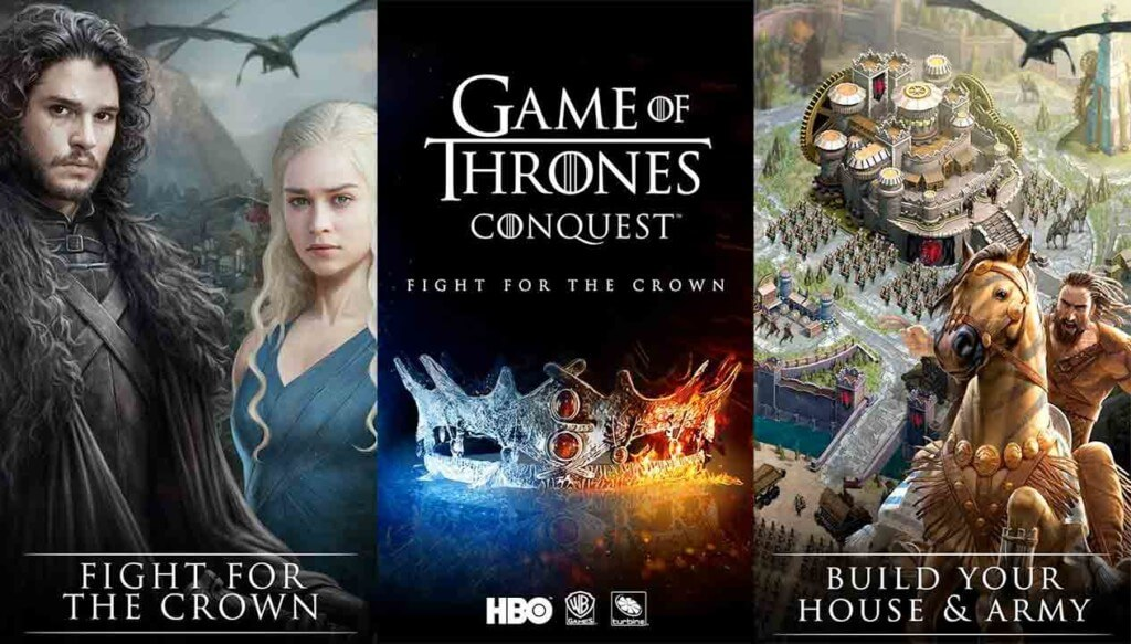 Скриншот Game of Thrones: Conquest