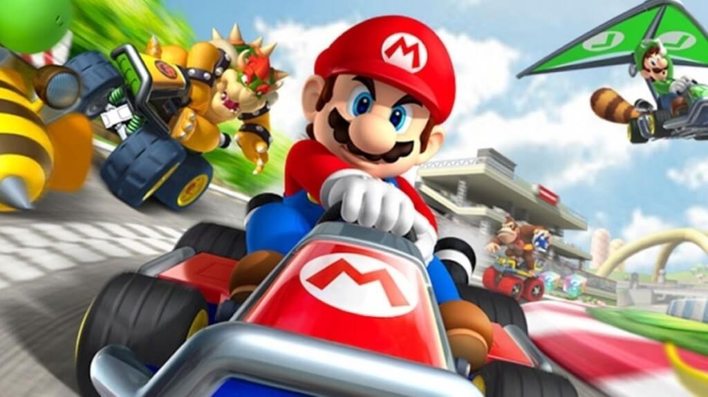Подробности о последней версии Mario Kart Tour