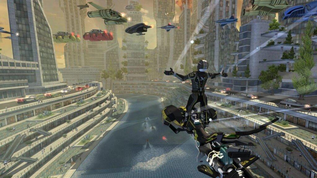 Основные особенности игры Riptide GP: Renegade