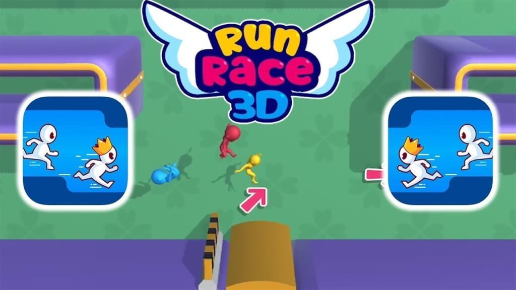 Подробности об игре Run Race 3D