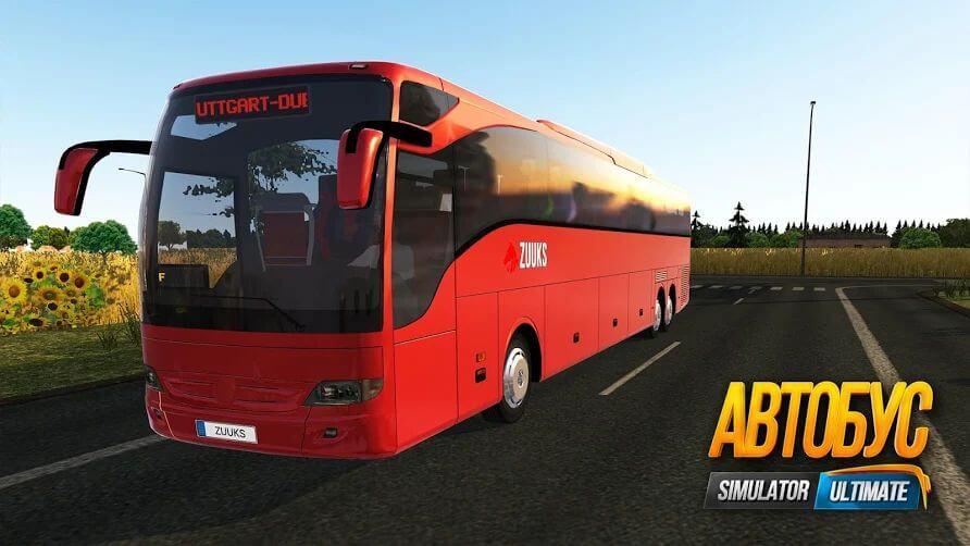 Bus Simulator: Ultimate - Станьте водителем автобуса