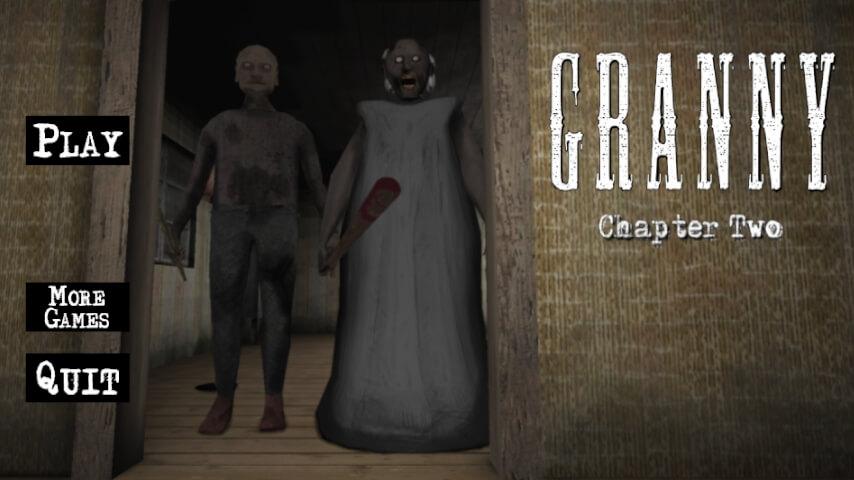 Подробнее про Granny: Chapter Two