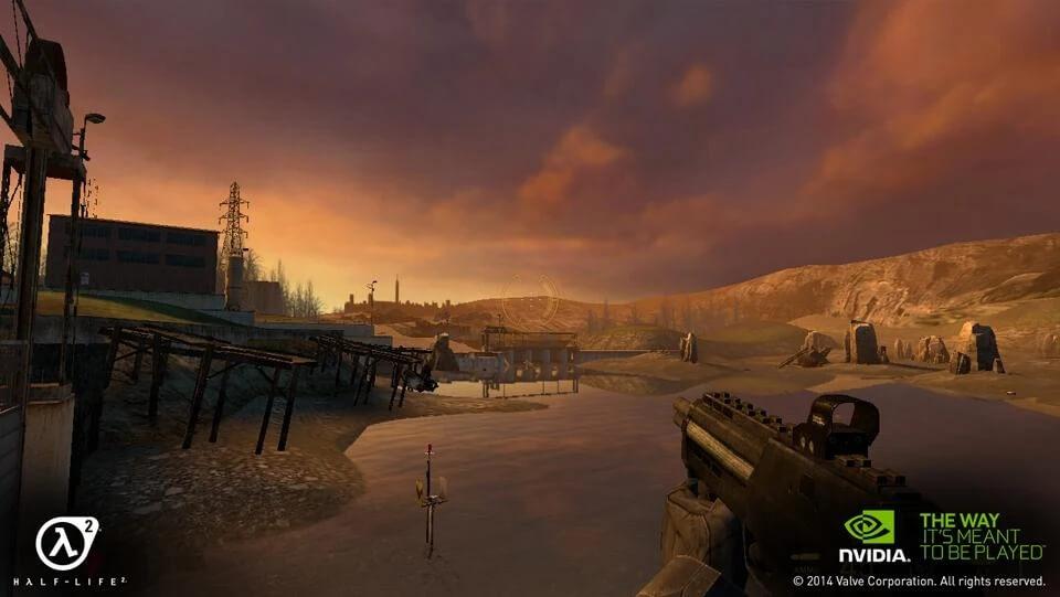 Подробнее об Half-Life 2 на андроид