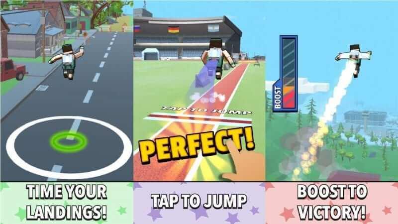 Скриншот Jetpack Jump