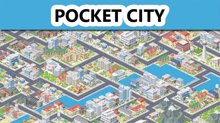 Подробнее про Pocket City