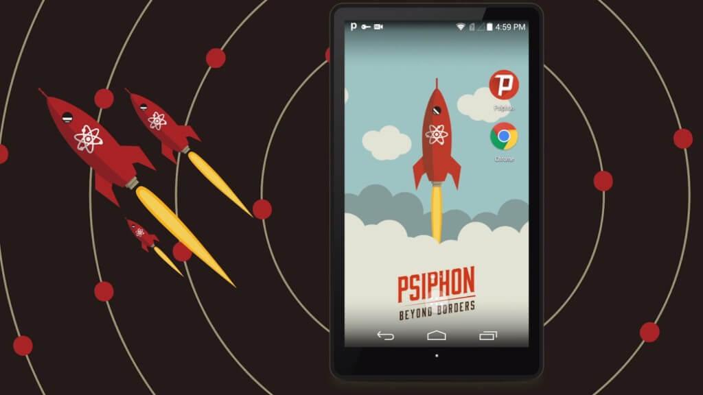 Что такое приложение Psiphon Pro?