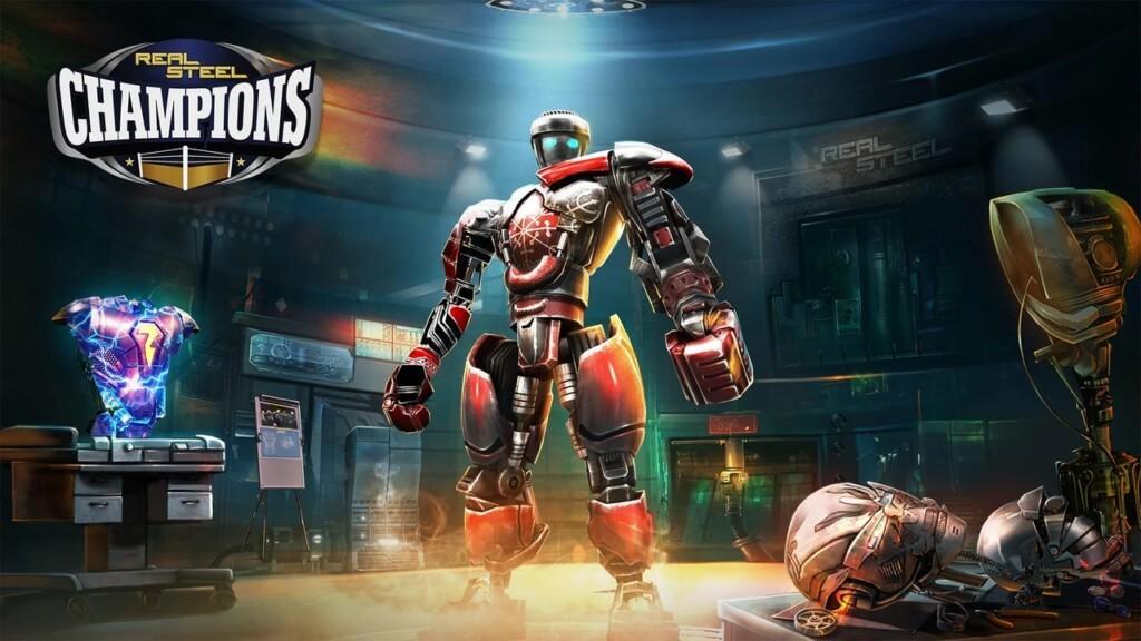 Скачать бесплатно Real Steel Boxing Champions
