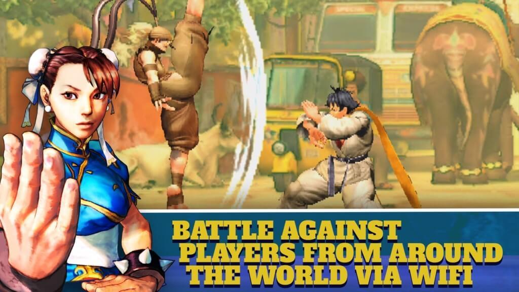 Персонажи в Street Fighter IV Champion Edition