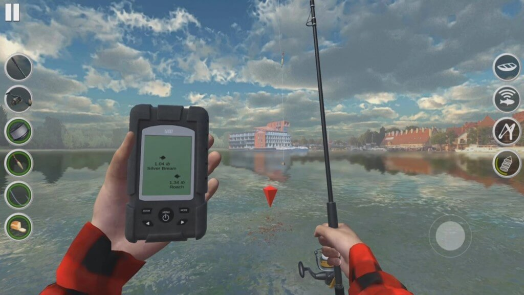 Механика игры Ultimate Fishing Simulator