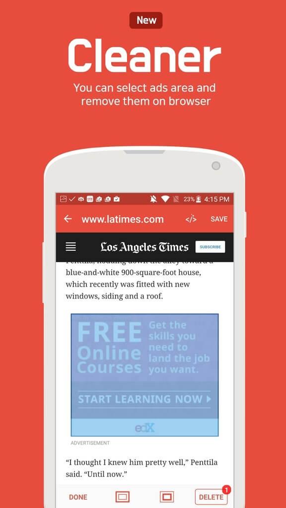 О Unicorn Blocker - хороший Adblock для Андроид
