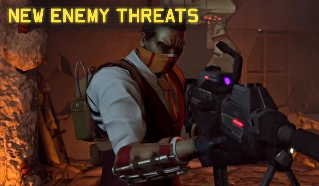 История XCOM Enemy Within
