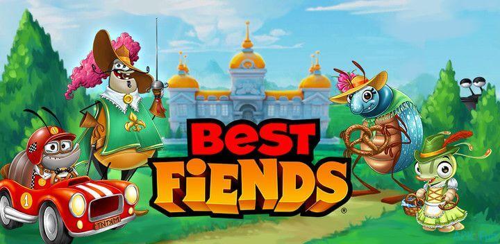 Сюжет Best Fiends