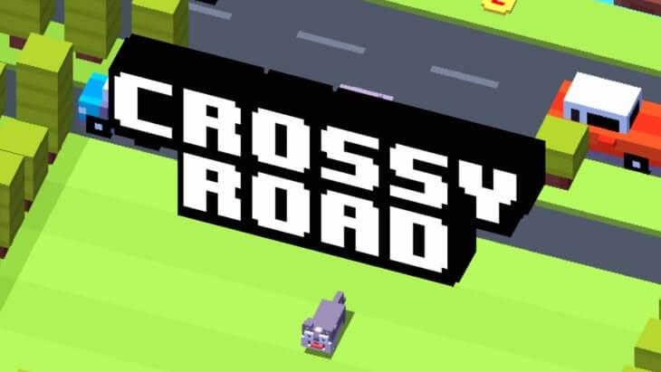 Crossy Road - одна из лучших аркад всех времен