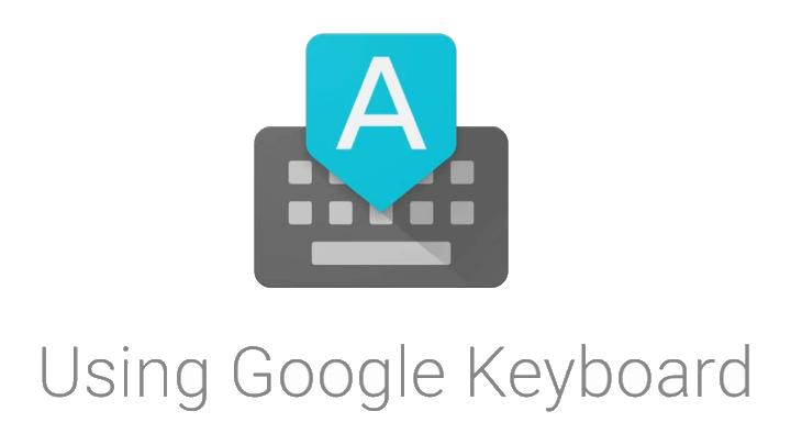 Обзор приложения Google Клавиатура