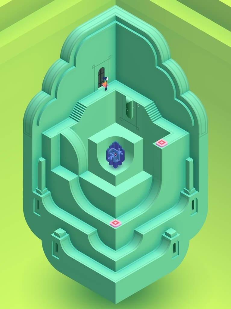 Сюжет Monument Valley 2