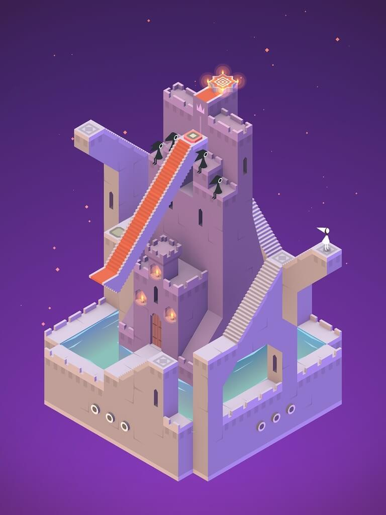 Сюжет Monument Valley