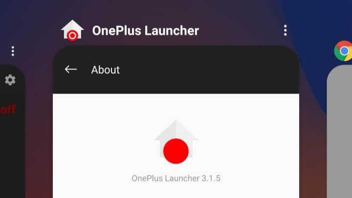 Основные характеристики OnePlus Launcher