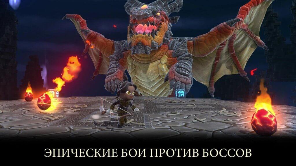 Сюжет Portal Knights