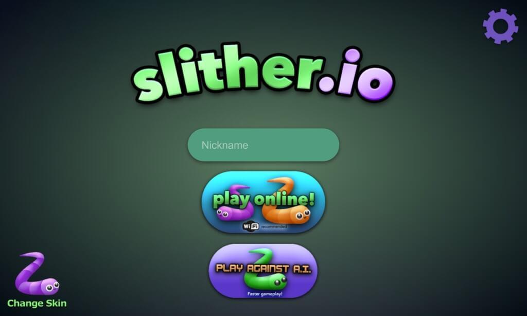 Скачать slither.io 1.6 на андроид бесплатно