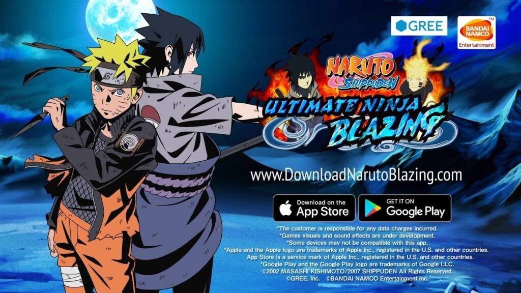 Подробнее про игру Ultimate Ninja Blazing