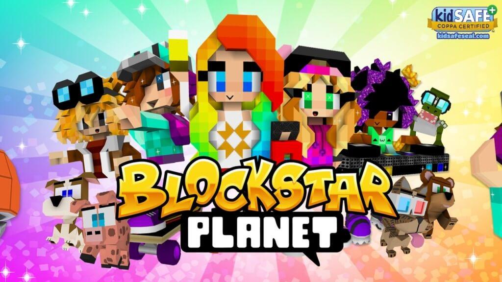 Механика и режимы игры BlockStarPlanet