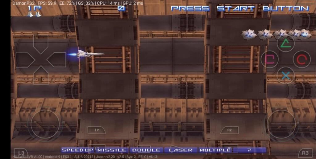 Как играть в PS2 на Андроид?