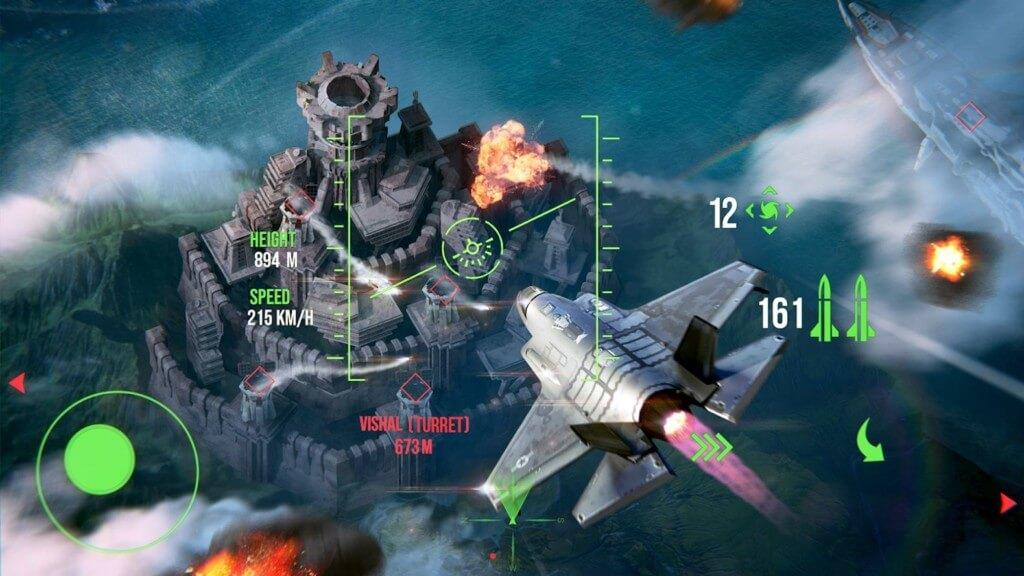 Режимы игры в Modern Warplanes