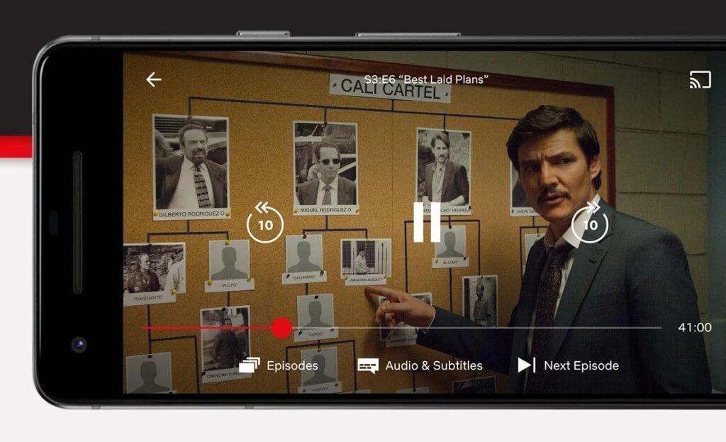 Подробнее про Netflix для андроид