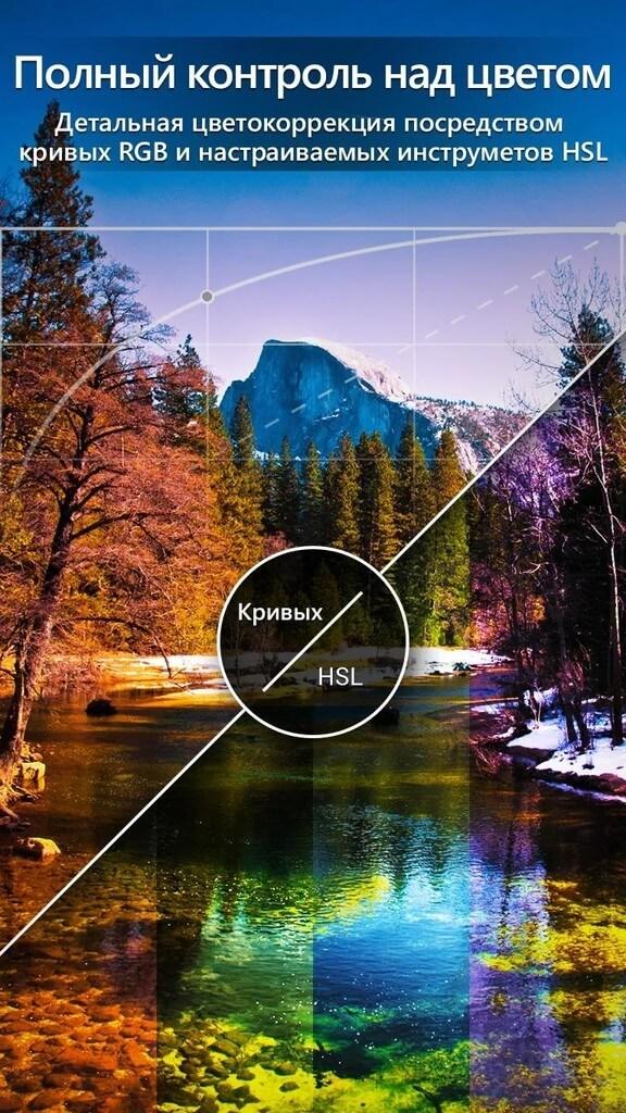 PhotoDirector - просто и быстро
