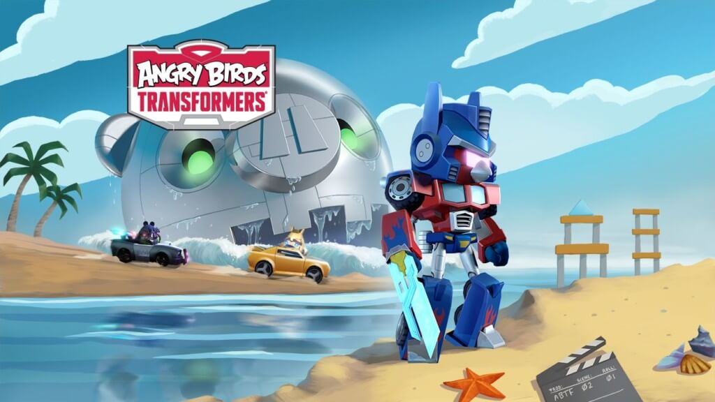 Чем интересна игра Angry Birds Transformers?