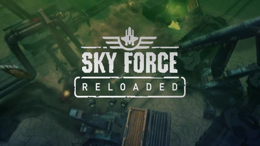 Скриншот Sky Force Reloaded