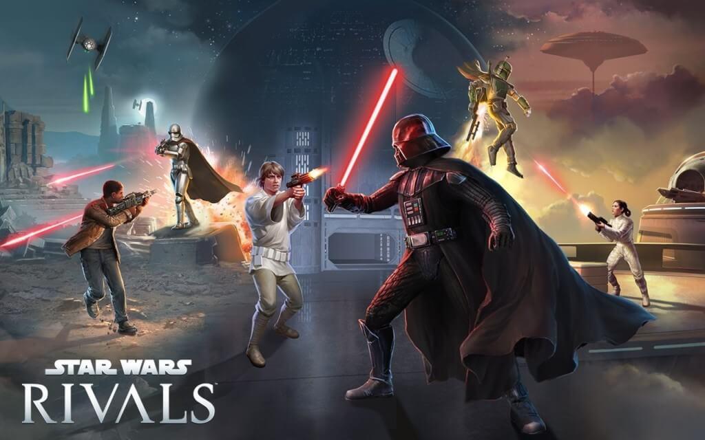 Механика игры Star Wars: Rivals