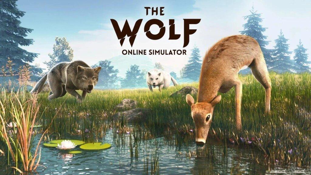 Игровой процесс в The Wolf на андроид