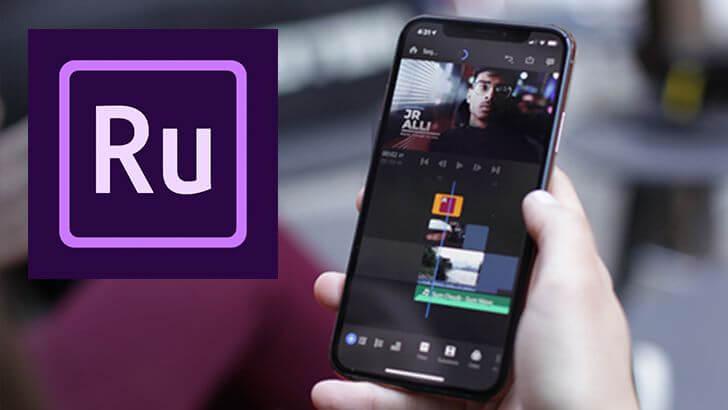 Что такое Adobe Premiere Rush?