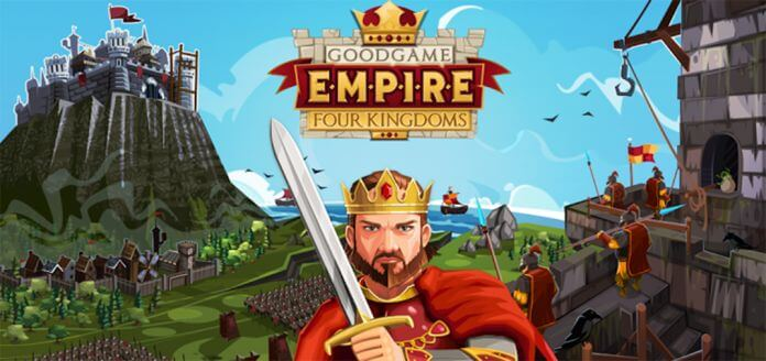 Подробнее про игру Empire Four Kingdoms
