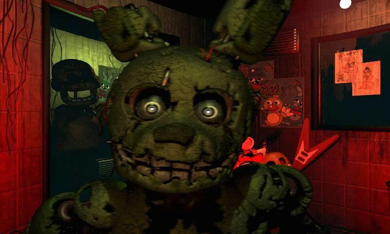 Сюжет игры Five Nights at Freddys 3