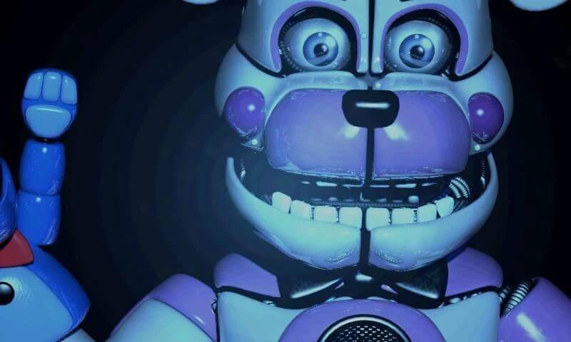 Особенности игры Five Nights at Freddy Sister Location