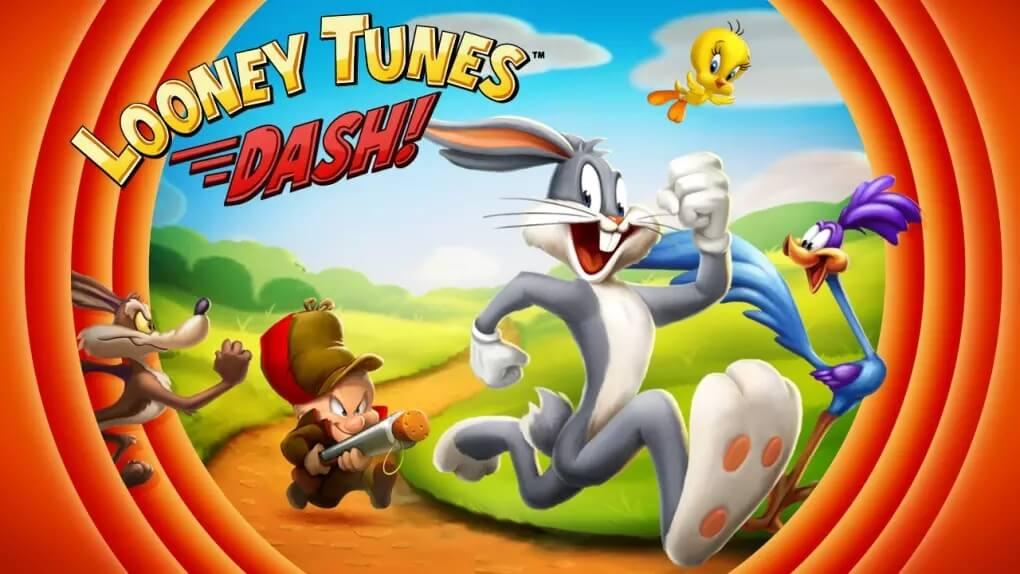 Механика игры Looney Tunes Dash