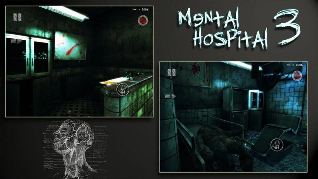 Сюжет игры Mental Hospital III