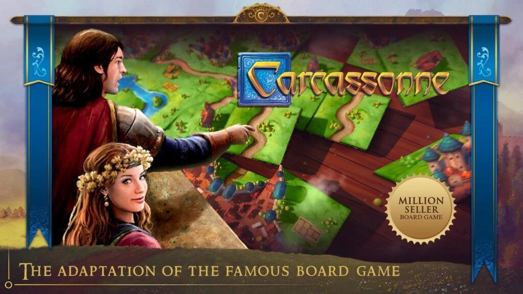 Механика игры Carcassonne: Tiles & Tactics