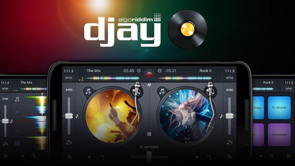 Подробнее про djay 2