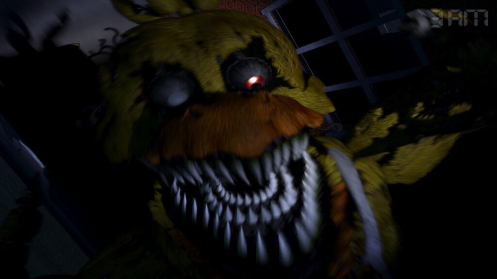 Ключевые особенности игры Five Nights at Freddys 4
