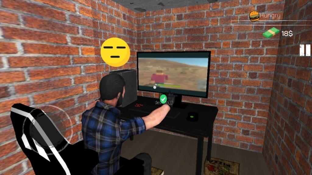 Internet Cafe Simulator - реалистичный симулятор