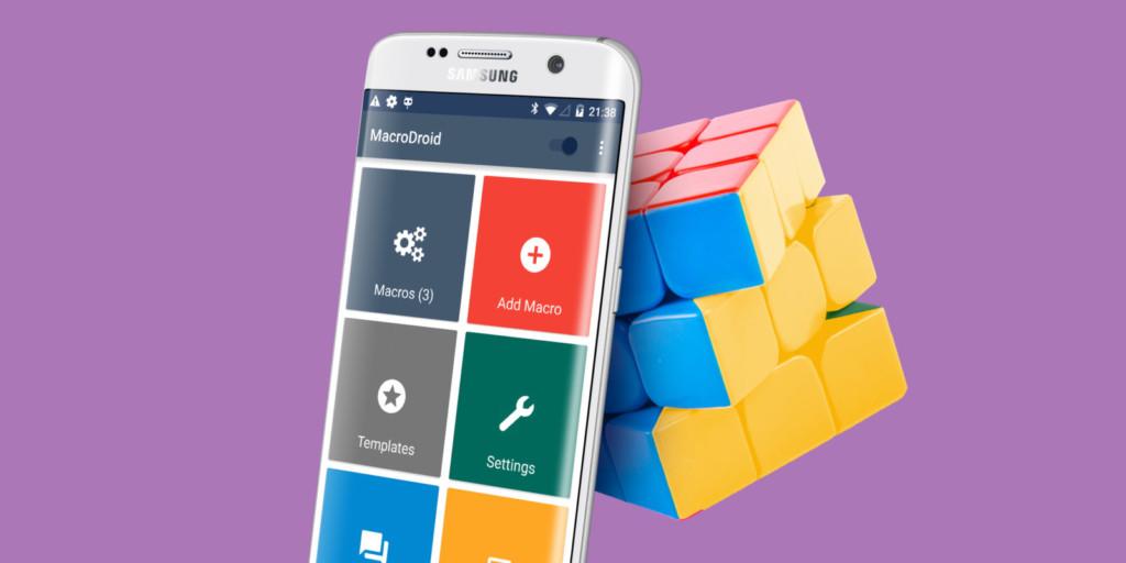 Подробнее про MacroDroid на Android