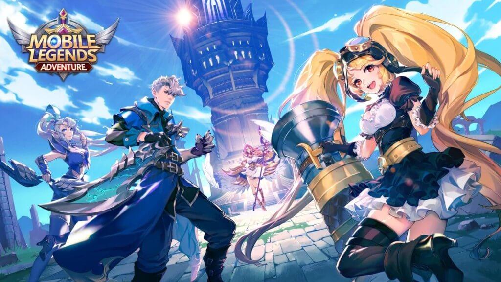 Mobile Legends Adventure - отличная тактическая игра