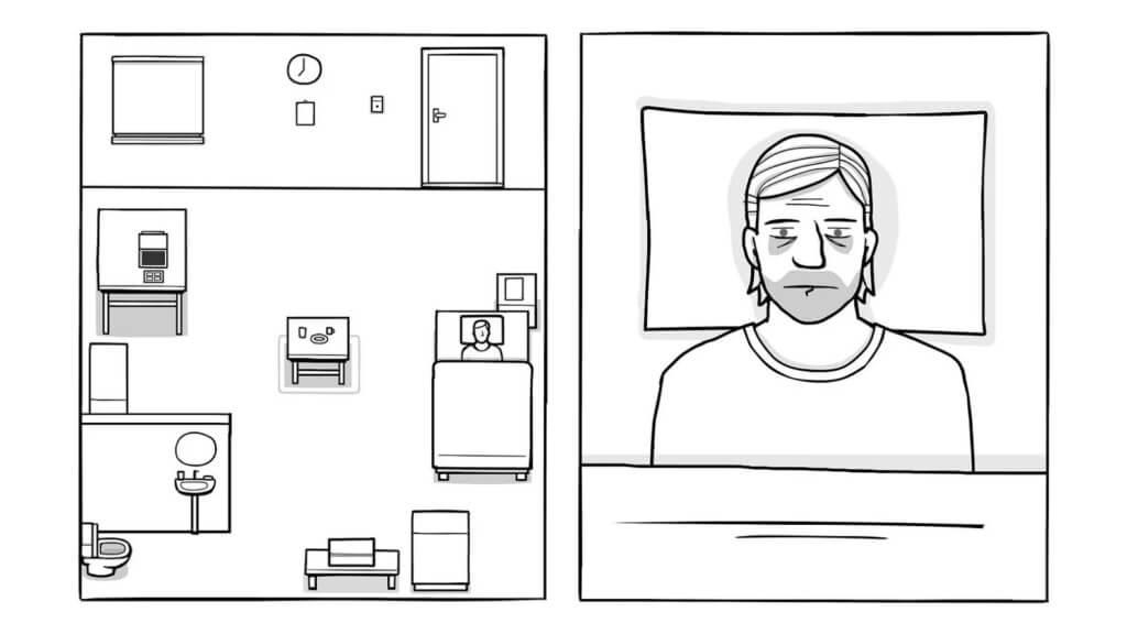 Сюжет игры The White Door на андроид