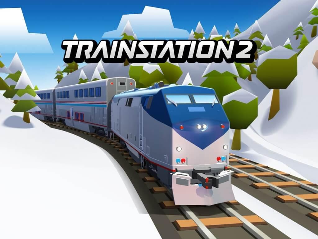 Игровой процесс в Train Station 2