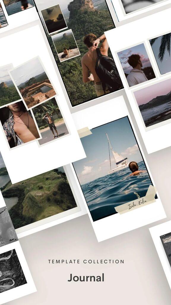 Unfold на андроид - приложение для любителей Instagram