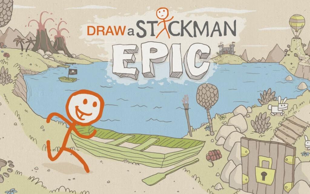 Сюжет игры Draw a Stickman: EPIC